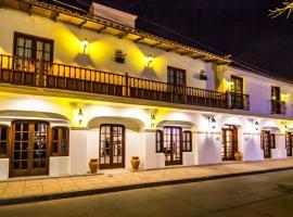 Hotel Asturias, hotel en Cafayate