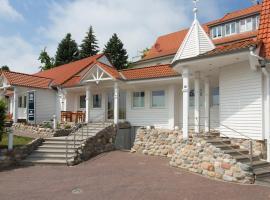 Villa Godewind, Ferienwohnung in Travemünde