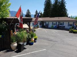 Creston Valley Motel, motel in Creston
