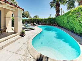 1146 E El Alameda Home, villa in Palm Springs
