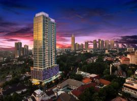 Oakwood Suites La Maison Jakarta, apartment in Jakarta