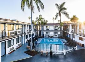Sunset West Hotel, SureStay Collection By Best Western, hotel in Los Angeles