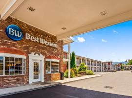 Best Western Horizon Inn, hotel v destinaci Medford