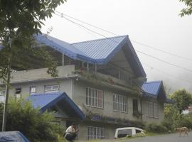 VAMOOSE SHERPA, homestay in Ravangla