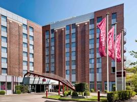Mercure Hotel Hamburg am Volkspark, hotel near Volksparkstadion, Hamburg