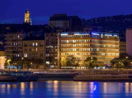 Novotel Budapest Danube, hotel near Hungarian Parliament Building, Budapest