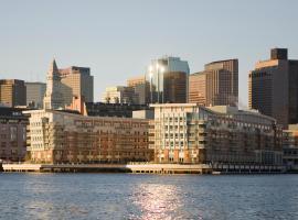 Battery Wharf Hotel, Boston Waterfront, hotel near Logan Airport - BOS,