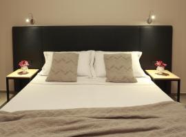 Hotel Aloisi, отель в Лечче