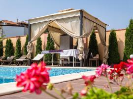 Villa Ambrozia, отель в Черноморце