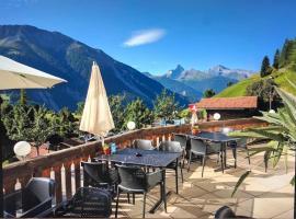 Hotel Sonnenhalde, hotel in Davos Wiesen