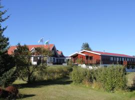 Fosshotel Hekla, hotel in Brjansstadir