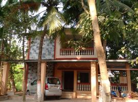 Kalp-Deep Homestay, beach hotel in Alibaug