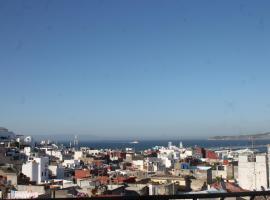 Riad Tingis, riad in Tangier