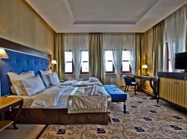 Hotel Dyplomat, hotel in Olsztyn