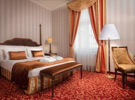 Ensana Grand Margaret Island โรงแรมในบูดาเปสต์