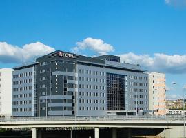 IN Hotel Beograd, hotel v Beogradu