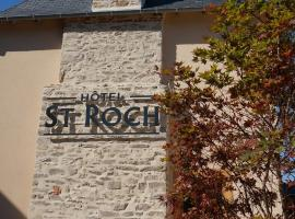 Hôtel Saint-Roch, The Originals Relais, hotel in Saint-Ybard