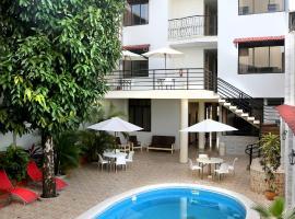 Hotel Jose Antonios Inn, hotel in Puerto Maldonado