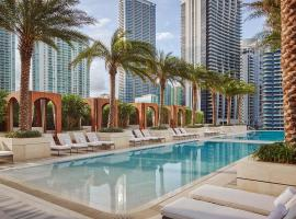 SLS LUX Brickell, hotel em Miami