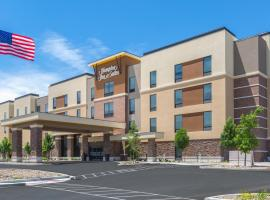 Hampton Inn & Suites Reno/Sparks, hotel near Reno-Tahoe International Airport - RNO, Reno