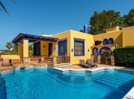 Villa Can Palazon, hotel near Amnesia Ibiza, Ibiza Town