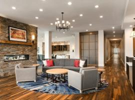 Homewood Suites By Hilton Worcester, hotel in Worcester