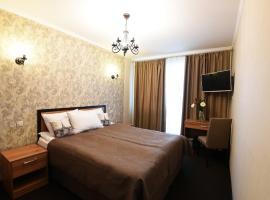 Апартаменты Измайлово, отель в Москве, рядом находится Национальный парк «Лосиный Остров»