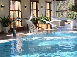 Hotel Osada Karbówko Wellness & SPA – hotel w mieście Elgiszewo