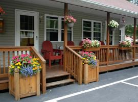 Country Cottages and Motel, hotel near Hudson Falls Historic District, Lake George