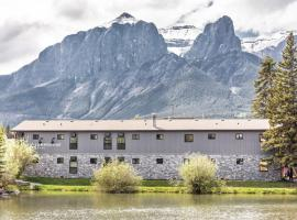 Lamphouse Hotel, hotel in Canmore