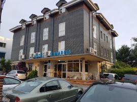 Hotel Camargo, hotel en Igollo