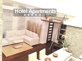 Living.md Central Park Apartments, apartment in Chişinău