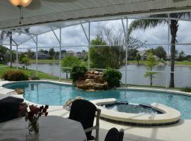 Disney Lake Front Villa, vikendica u Orlandu