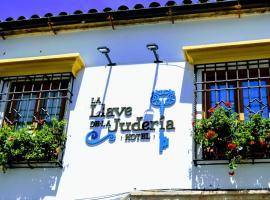 La Llave de la Judería Hotel Boutique, отель в городе Кордова
