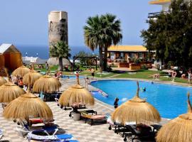 Hotel Salobreña Suites, hotel a Salobreña