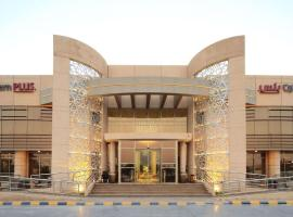 Best Western Plus Fursan, hotel in Riyadh