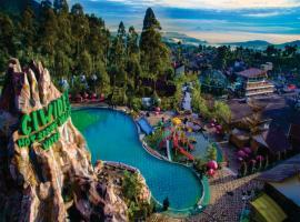 Ciwidey Valley Resort Hot Spring Waterpark, resort in Bandung