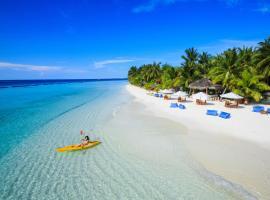 Kurumba Maldives, boutique hotel in North Male Atoll