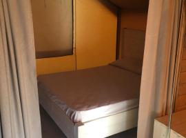 agricampeggio GLAMPING MARCONI, glamping site in Veglie