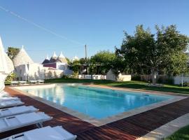 Borgo D'Itria, resort in Monopoli