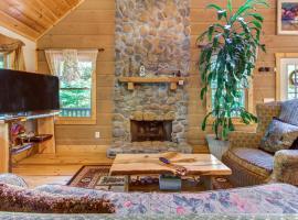 Mountain Getaway, Ferienhaus in Sautee Nacoochee