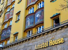 Amstel House Hostel, hostelli Berliinissä