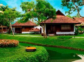 Kumarakom Lake Resort, accessible hotel in Kumarakom