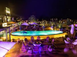 DATA Resort by Della Adventures, hotel with pools in Lonavala