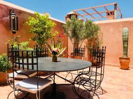 Riad AKL, villa in Marrakesh