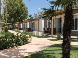 Camping Los Llanos, camping in Dénia