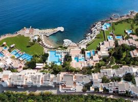 St. Nicolas Bay Resort Hotel & Villas, pet-friendly hotel in Agios Nikolaos