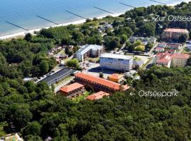 Zempin Ostseepark WE 36 _Insel Use, resort village in Zempin