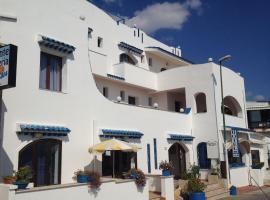 Hotel Miramare Garzia, hotel a Marinella di Selinunte