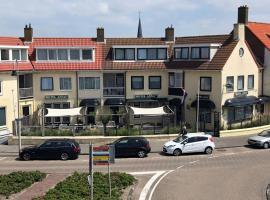 Hotel Anna, hotel in Zandvoort